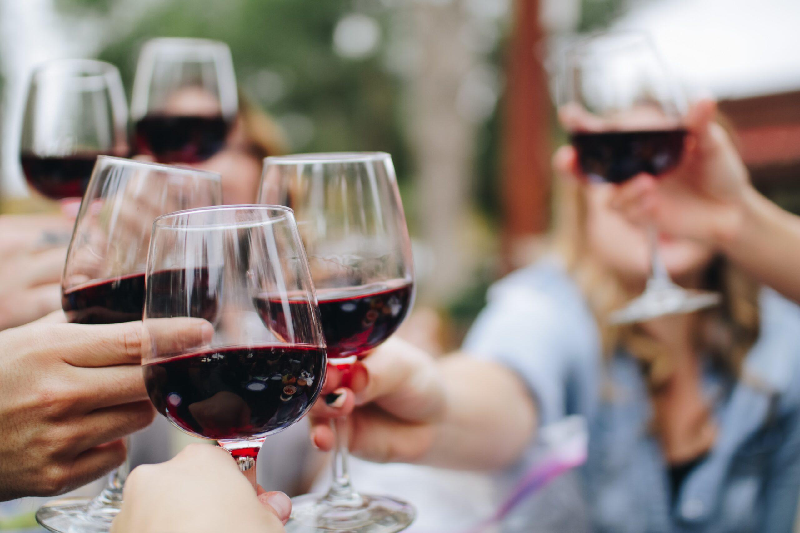 Derfor skal du vælge australsk rødvin