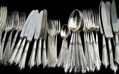 Salg af sølvtøj – giv dit gamle sølvtøj nyt liv
